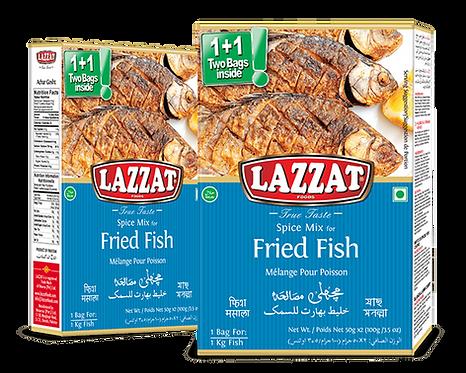 Lazzat - Fried Fish Masala