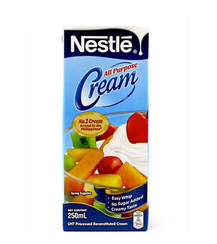 Carbonara Pasta Sauce - Nestle (250ml)