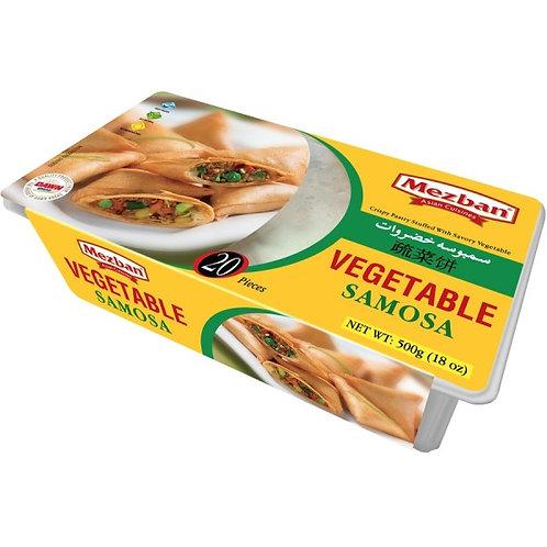 Vegetable Samosa (Pakistan, 25g*20ea/500g)