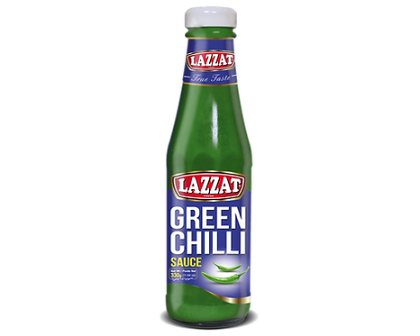 Lazzat Green Chilli  Sauce