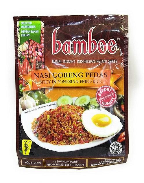 Bamboe - Nasi Goreng Pedas