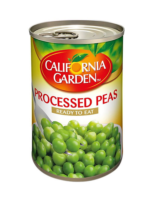 California Gardens - Processed Peas (UAE, 400g)
