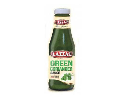 Lazzat Green Coriander Sauce