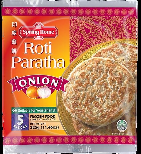 Roti Parahta Onion/Roti Canai Onion (Singapore, 325g/5pcs)