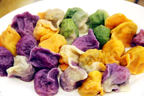 Halal Colorful Baby Dumplings (Small Size, 400g)