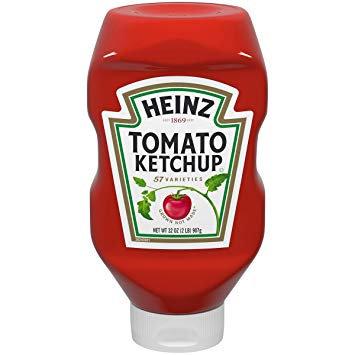 Heinz Tomato Ketchup ( 397g)
