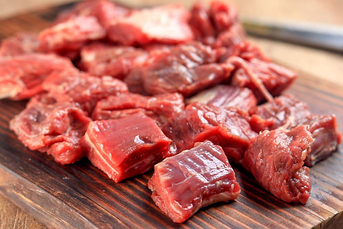Halal Lamb Hind Leg (Small Cube Cut, Low Fat, 500g - 2100won/100g)