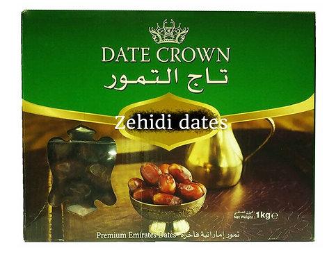 Dates (Zahdi, 1kg)