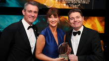 Triona Mullane wins EY Emerging Entrepreneur of the Year