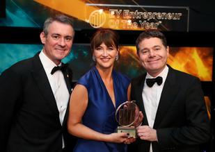Triona Mullane wins EY Emerging Entrepreneur of the Year