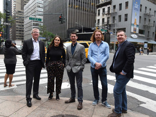 mAdme Technologies expand with the opening of New York office