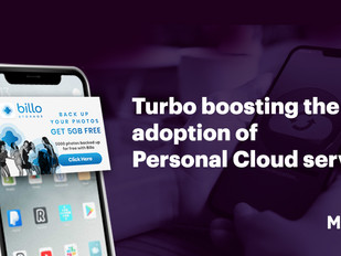 Driving Personal Cloud Adoption for Mobile Operators