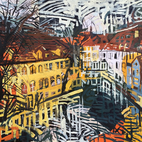 Prague Canal Study