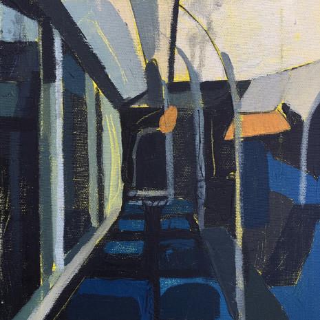 Acrylic Bus Interior