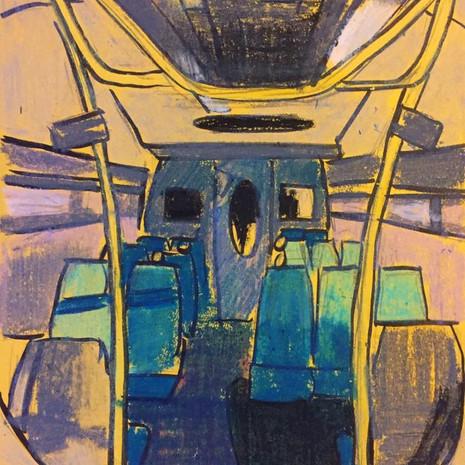 Pastel Interior 1