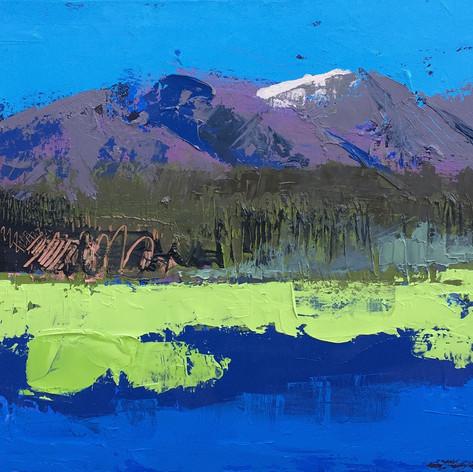 Mountain Study 1