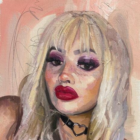 Female portrait 2