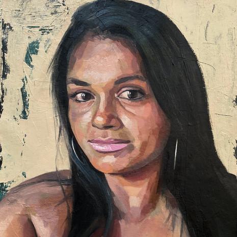 Female portrait 3