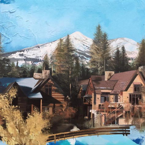 Rocky Mountain Cabins