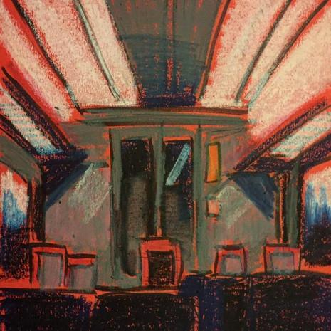 Pastel Interior 3