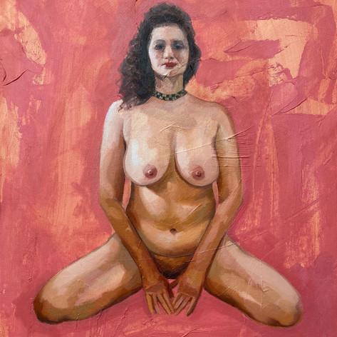 Female nude 5