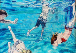 Homage to Matisse, 2006