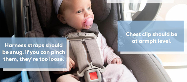 Did you know that nearly 72% of all car seats are used incorrectly?