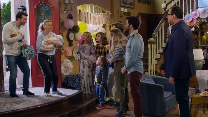 You missed the mark, Netflix: Fuller House and Professional Postpartum Care
