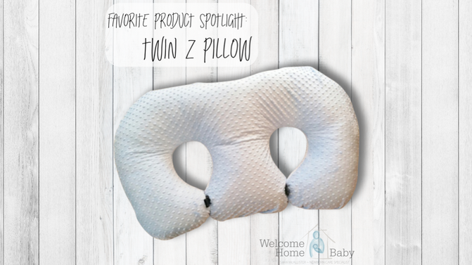 Favorite Product Spotlight: Twin Z Pillow Review