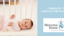 Choosing the right crib mattress for your baby!