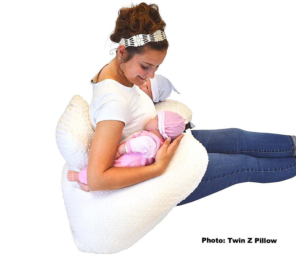 Photo: Twin Z Pillow