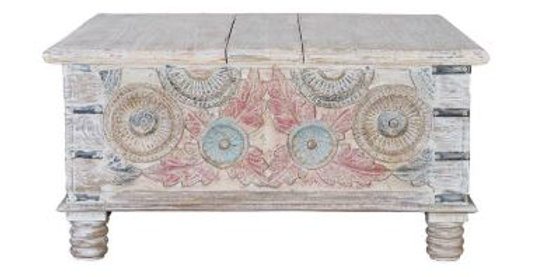 Baúl - mesa de centro Tiro