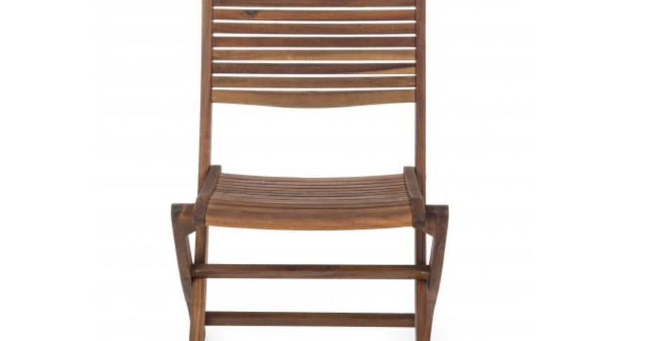 Set de dos sillas  Plegables Hawai