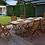 Thumbnail: Set de dos sillas  Plegables Hawai