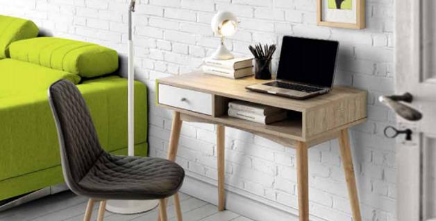 Mesa ordenador Lissa pequeña