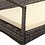Thumbnail: Sofá ratán sintético Nadia