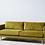Thumbnail: Sofa tres plazas Anna verde