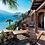 Thumbnail: Mesa de comedor Hawai rectangular