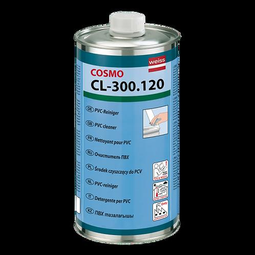 Очиститель слаборастворяющий Cosmo CL-300.120 (Cosmofen 10), 1000мл