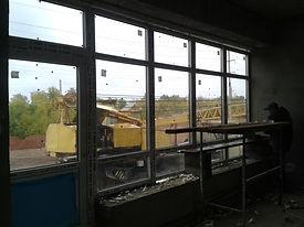 Пластиковое окно, ремонт окна, регулировка окна, монтажная пен, очистить монтажную пену, стеклопакет