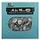 Thumbnail: Саморезы для тонких пластин оцинкованные с буром 4.2х16 мм, 200шт