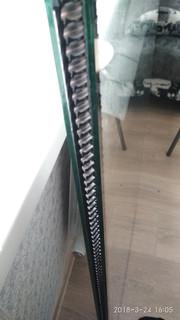 Стеклопакет с гибкой дистанционной рамкой