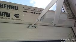установка доводчика своими руками, доводчик GEZZE, окна оренбург, двери пластиковые оренбург