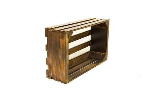 Medium Wood Crate