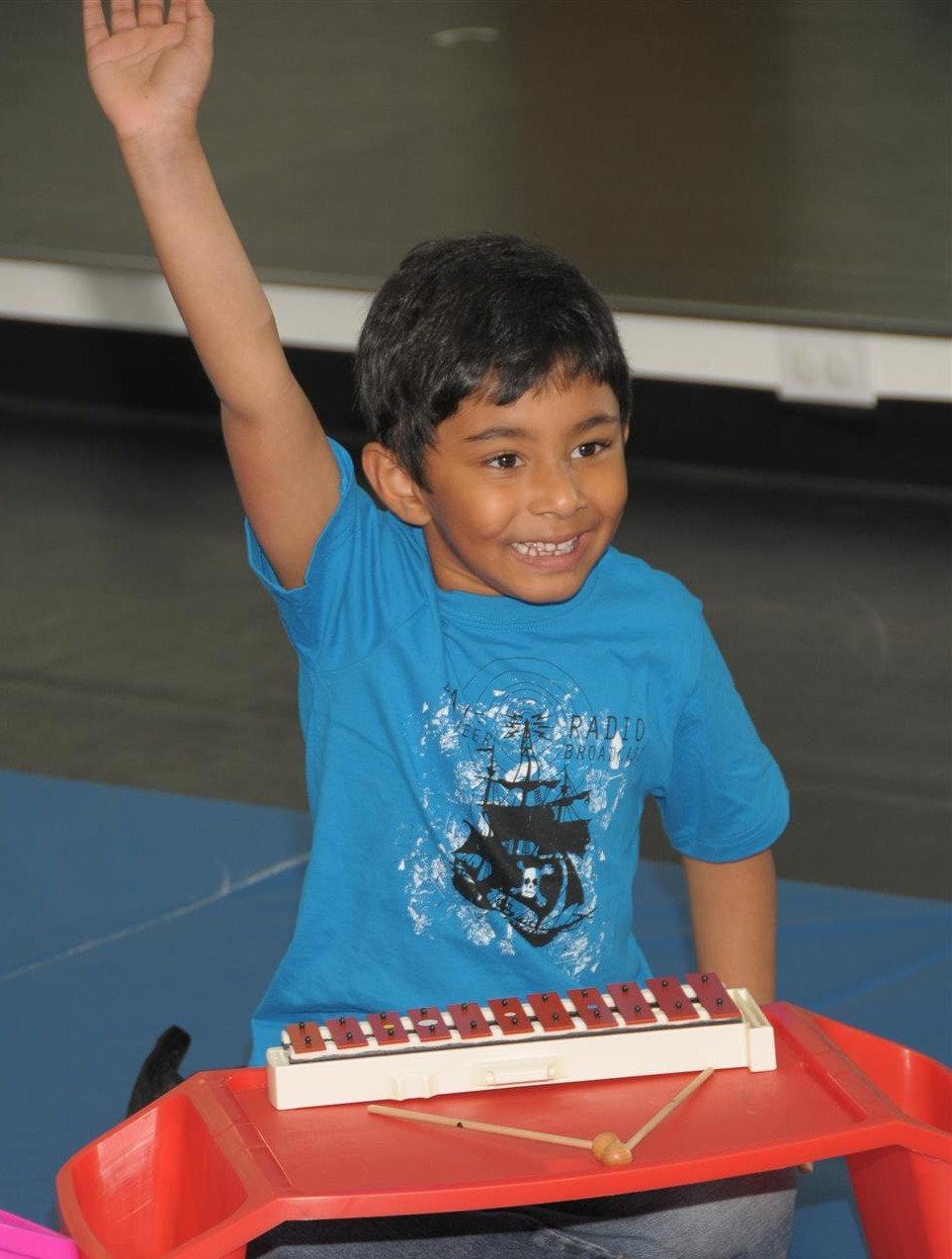 Kindermusik - Level 4 (Ages 4-6)