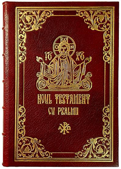 Noul Testament cu Psalmii (Mic)