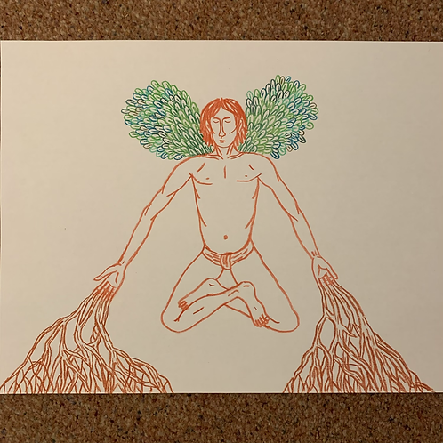 El primer Ángel