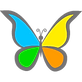Mariposa Icon Gris.png