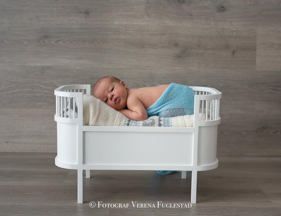 Fotograf stavanger nyfødt