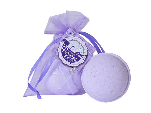 One Minute Lavender Fizzees